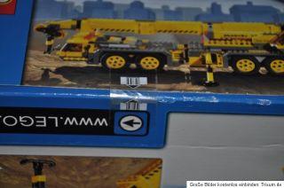 LEGO City 7249   XXL Mobile Crane Mobiler Baukran von 2005   neu OVP