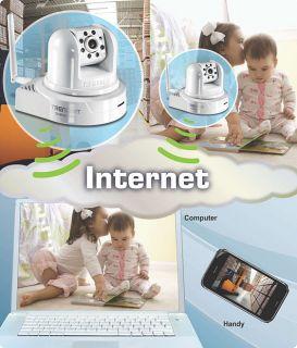 TRENDNET SecurView wireless N Day/Night Pan/Tilt Computer