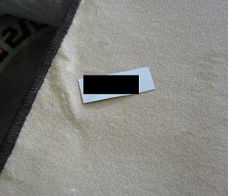 Großer Web Teppich ca.300x400cm braun/natur