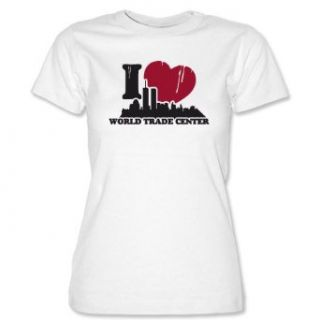 LOVE WORLD TRADE CENTER   WTC WOMEN T SHIRT by Jayess Gr. XS bis XXL