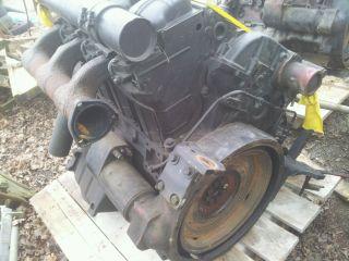 Deutz 6 Zylinder F6L413 F 176PS 8424 ccm Diesel Motor mit Anbauteile