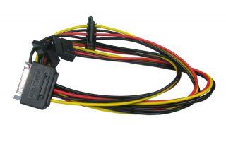 SATA Stromversorgung Splitter 1 auf 3 15 Pin Power width300 border0