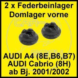 Federbeinlager Domlager vorn Audi A4 8E Limo+Avant