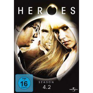 Heroes   Season 4.2 [3 DVDs] Milo Ventimiglia, Hayden