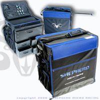 Shepherd Pit Trolley Transporttasche fuer 1 8 oder 1 10 RC Cars viel