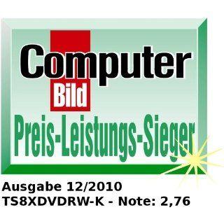 Transcend slim line externer 8x DVD Brenner ± DL,± RW