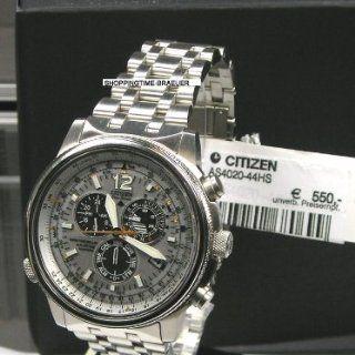 Citizen Solar ECO DRIVE PROMASTER Funk Alarm AS4020 44HS