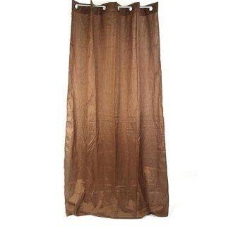 Vorhang mit Ösen   in drei Farben wählbar, Farbesilber/silver