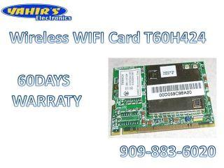 HP ZE5300 ZE4300 XE4400 Laptop Notebook Wireless WIFI Card T60H424
