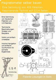 Teslameter Gaussmeter selber bauen 424 geniela Patente zeigen wie