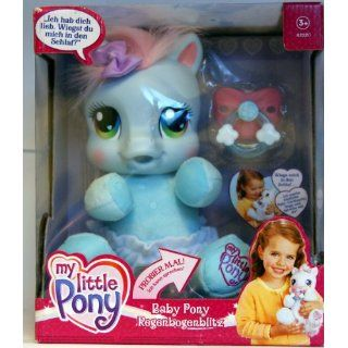 My little Pony   Sprechendes Baby Pony   Rainbow Dash
