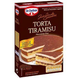 Dr. Oetker Torta Tiramisu, 8er Pack (8 x 355 g Packung)
