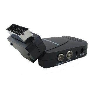 Mystore365 Scart DVB T Receiver & DVBT Recorder Digital