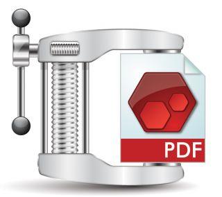 Komprimieren Sie PDF Farbdateien auf einen Bruchteil ihrer