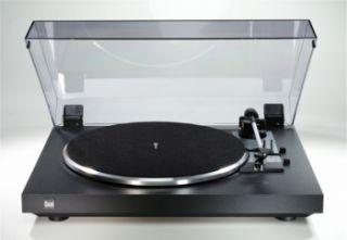 Plattenspieler Dual CS 415 Vollautomatik Analog Schwarz