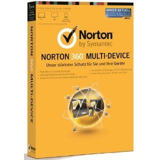 Norton 360 Multi Device   3 Geräte (PC, MAC, Android)