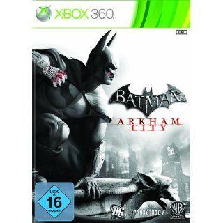 Batman Arkham City Xbox 360 Games