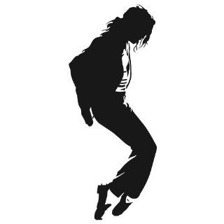 Wandtattoo Michael Jackson 3, 73 x 59 von mldigitaldesign