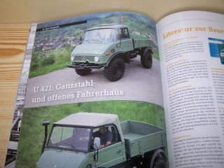 Unimog 421 Club Magazine Special Edition 2011   NEW
