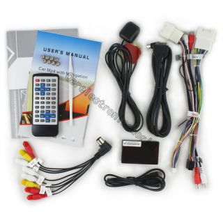 Auto DVD Player GPS Navigation Radio ipod bluetooth für Mitsubishi