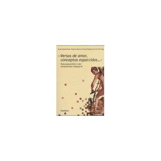 Versos de amor, conceptos esparcidos Anna Sophia Buck