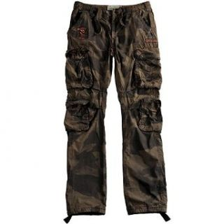 Alpha Industries Sommer Cargo Hose Proof Bekleidung
