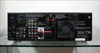 Technics SA DX930 Digital Surround Verstärker @@