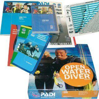 Padi Open Water Diver DVD Kit Sport & Freizeit