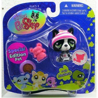 Littlest Pet Shop   Special Edition Pet   Messiest   samtiger Boston