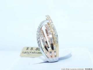 LUXUS* F/VVS 1,80 CT DIAMANTRING GOLD 750 7,7 GR BRILLANTEN RING