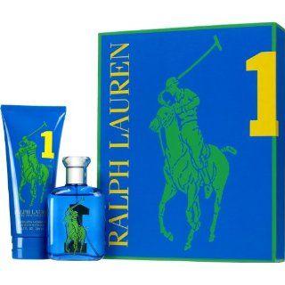 Ralph Lauren Big Pony Collection 1   Blue Gift Set