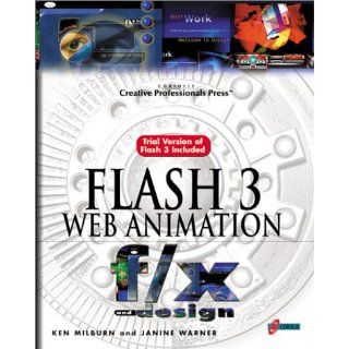 Flash 3 Web Animation f/x and Design, w. CD ROM Ken