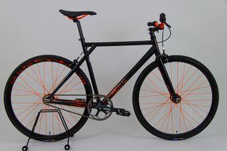 GT Gutterball Fixie Bike  Single Speed Kurier Rad HOT