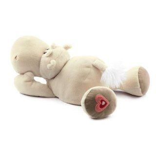 NICI Candy Love, Nilpferd, beige, liegend, 50cm, Plüsch:
