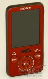 Sony NWZ E436FR Tragbarer  Video Player 4 GB FM Radio Tuner