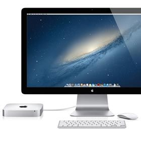 Apple MD388D/A Mac mini Desktop PC (Intel Core i7, 2,3GHz, 4GB RAM