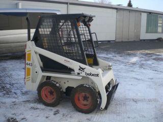 Kompaktlader Bobcat 443 Diesel