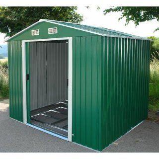 Hergestellt für DEMA Metall Garten Gerätehaus XL 4,8 qm