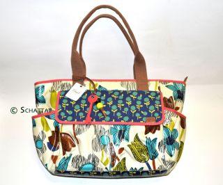 FOSSIL Key Per Utility Tote ZB4599 452 • Damen Handtasche Citybag