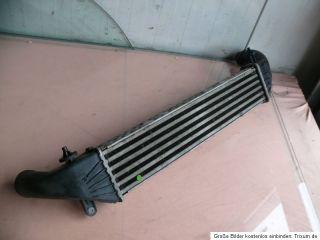 MERCEDES BENZ SLK R170 Ladeluftkühler Kühler Wasserkühler A