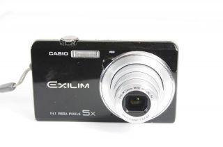 Casio EXILIM ZOOM EX ZS10 14.1 MP Digitalkamera   Schwarz