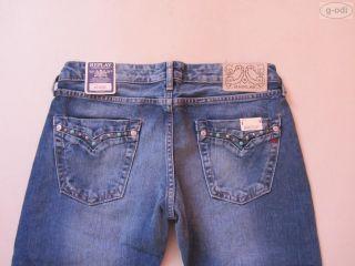 Replay Bootcut Jeans  WENDIE , 28/ 34 NEU W28/L34, Reißverschluss