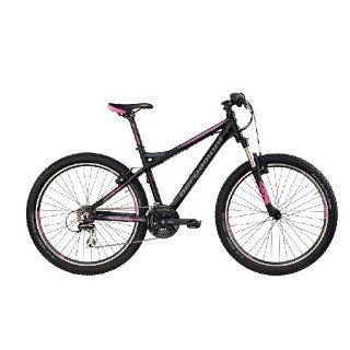 Bergamont Vitox 6.2 FMN Damen MTB Fahrrad schwarz/pink matt 2012
