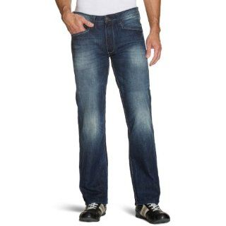 TOM TAILOR Herren Jeans 60174370010/true blue denim, Loose / Relaxed