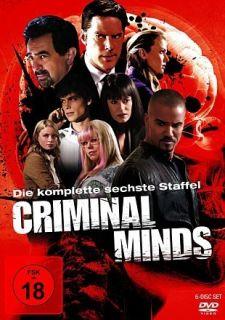 Criminal Minds (Die komplette 6. Staffel)  6 DVD  1/444
