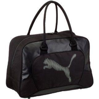 PUMA Sport /Handtasche Big Cat Grip, black steel grey, 49 x 32 x 21 cm