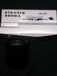 PASSAP/PFAFF KNITTING MACHINE ELECTRONIC E6000 + STAND + 3000A MOTOR