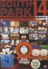 DVD   South Park   Season 14   Deutsch   Trey Parker