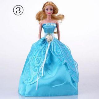 kleider barbie