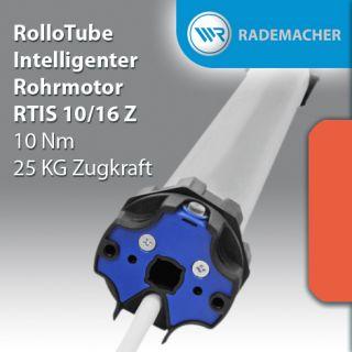 Rademacher Rtcm3016hz Rohrmotor Rollotube Comfort 30nm 16upm Sw60